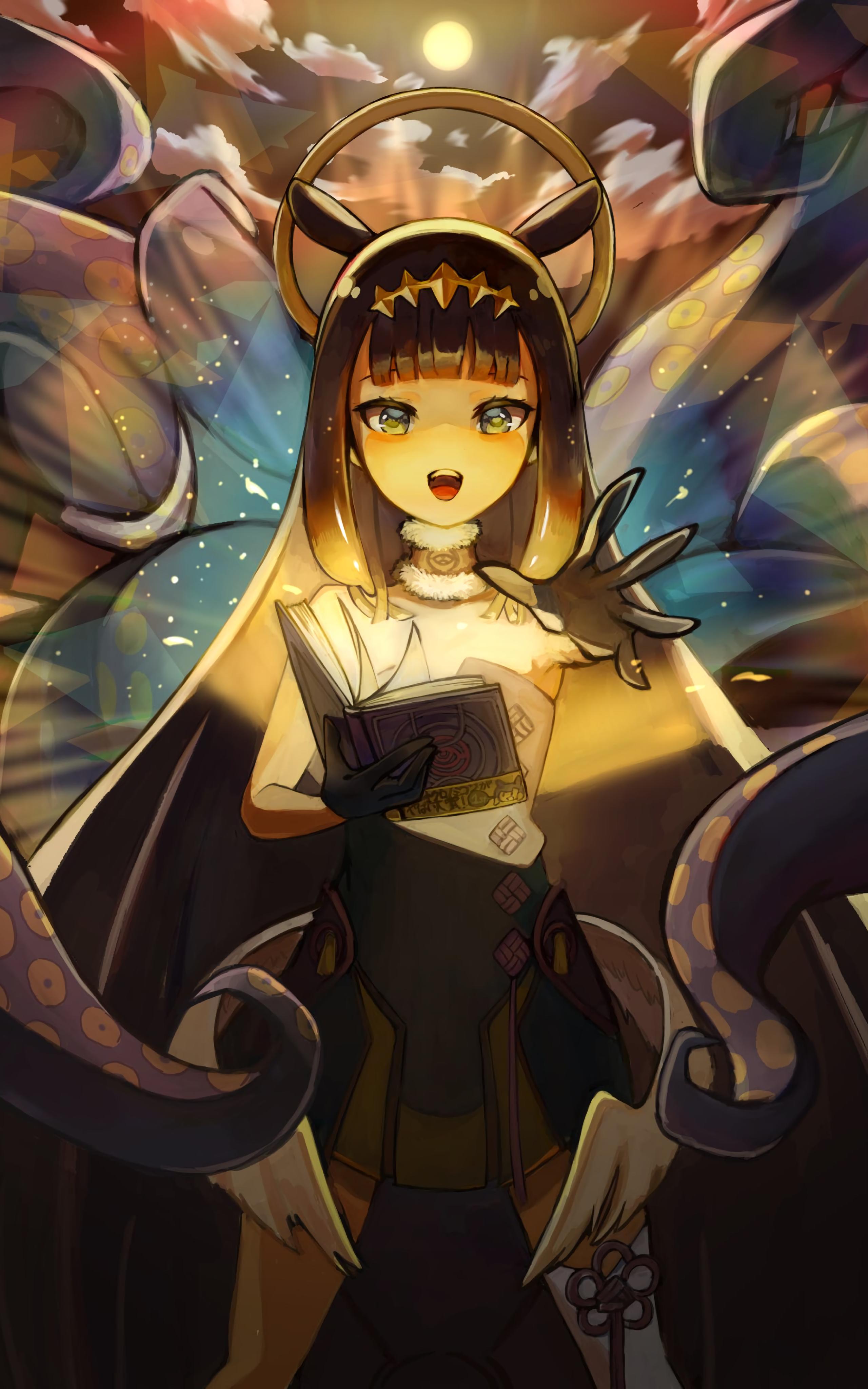 NinomaR Ina'niR [HololivR] (2560x4096)