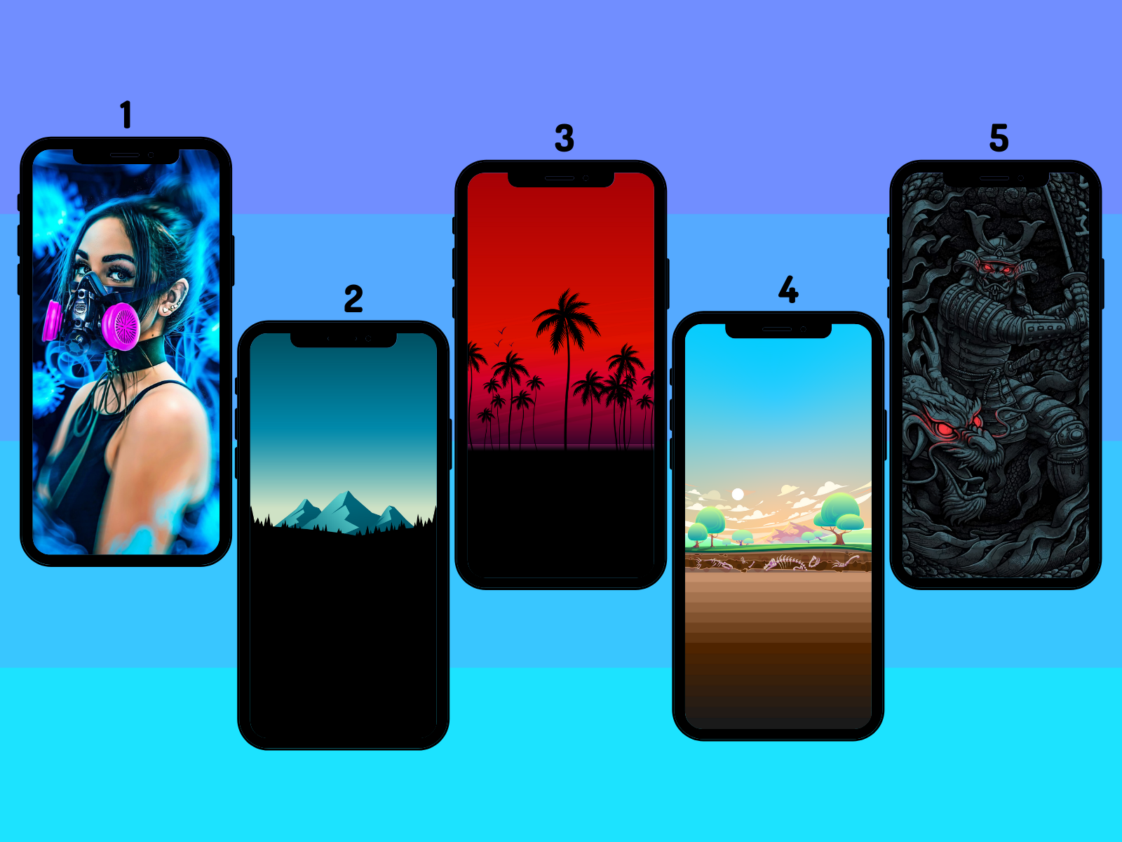 Wallpapers of the day